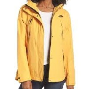 The North Face Women's Ditmas Rain Jacket M